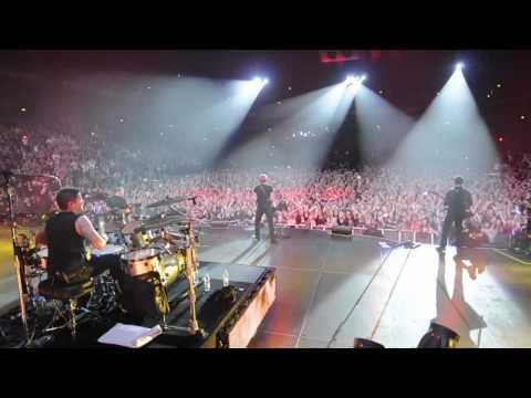 Nickelback Helsinki -