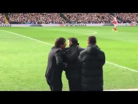 Chelsea stellare, Conte si sfoga sul povero vice Alessio