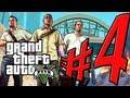 Grand Theft Auto V - Parte 4: Dorgas, Sabotagem e Paparazzi! [ Playthrough GTA 5 em PT-BR ]