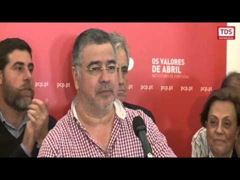 MANUEL NARRA DEFENDE GOVERNO DA ESQUERDA