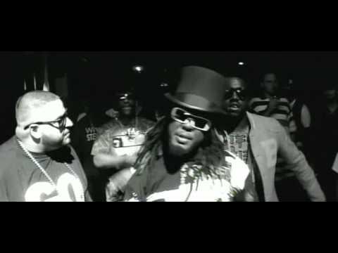 DJ Khaled - Go Hard (ft. T-Pain & Kanye West) [OFFICIAL VIDEO]