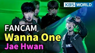 [FOCUSED] Wanna One's Kim Jae Hwan - Boomerang [Music Bank / 2018.04.06]