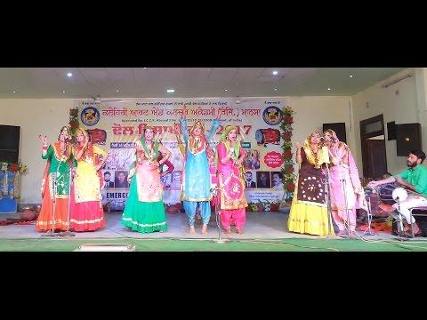 Punjabi Folk Vajde Dhol Baisakhi