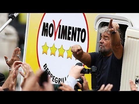 Ιταλία: Η εκτόξευση του κινήματος των «Πέντε Αστέρων»