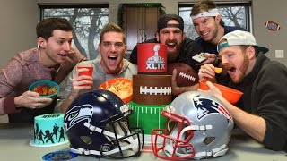 Download Youtube: Super Bowl Party Stereotypes