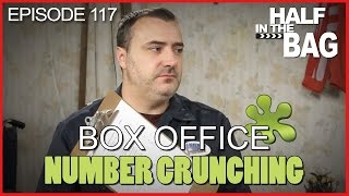 Video Half in the Bag Episode 117: Box Office Number Crunching MP3, 3GP, MP4, WEBM, AVI, FLV Oktober 2018