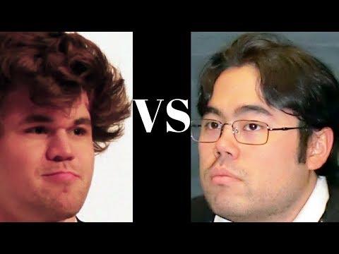 Magnus Carlsen vs Hikaru Nakamura – Queen's Gambit Declined – Kingscrusher Radio Show