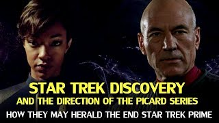 Video Star Trek Discovery and the Return of Picard: The Controversies Behind The Scenes MP3, 3GP, MP4, WEBM, AVI, FLV September 2018
