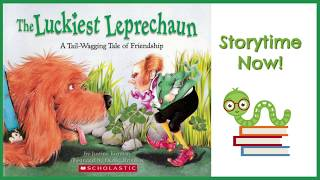 The Luckiest Leprchaun - By Justine Korman | Children's St. Patrick's Day Books Read Aloud
