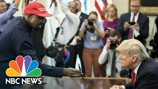 Video Full Video: Kanye West's Meeting With President Donald Trump At The White House | NBC News MP3, 3GP, MP4, WEBM, AVI, FLV Oktober 2018