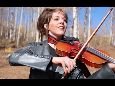 Halo Theme- Lindsey Stirling and William Joseph (видео)