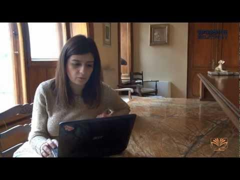 მწერალი - GeolibTV-ს