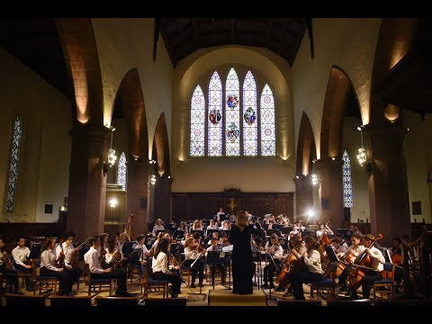 1st Movement from Amy Beach's, Symphony No.2 'Gaelic'