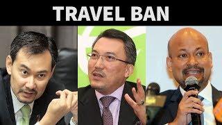 Video 1MDB top guns barred from leaving Malaysia MP3, 3GP, MP4, WEBM, AVI, FLV Agustus 2018
