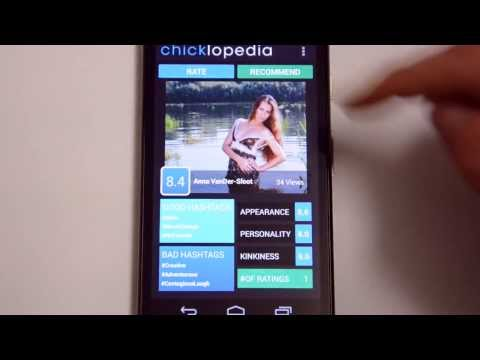 Chicklopedia – Thot Wiki – Rate Females – Hard App!