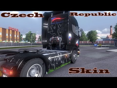 Czech Republic Skin by CrowerCZ