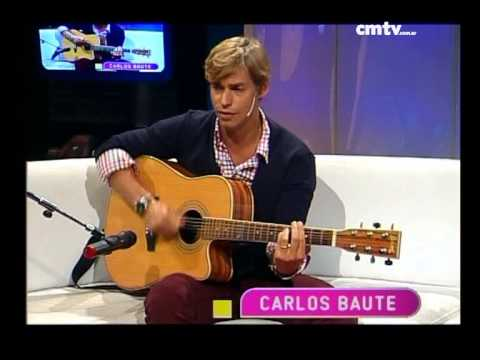 Carlos Baute video Entrevista - CM Xpress - Agosto 2014