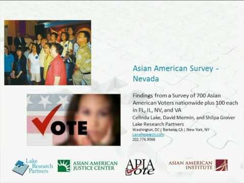 Asian American Survey – Nevada