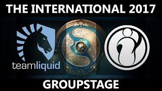 Team Liquid vs IG, The International 2017, IG vs Team Liquid: Game 1: https://www.youtube.com/watch?v=jLveUTW5T20 Game 2:...