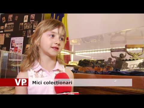 Mici colecționari