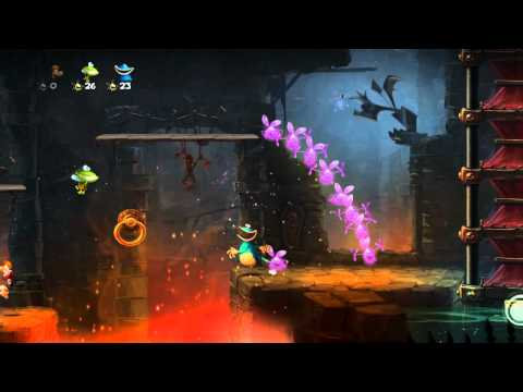 Rayman Legends Trailer
