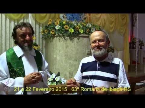 Santuário Diocesano Nossa Senhora Consoladora dos Aflitos jóia Mariana Ibiaçá RS joaoparaibaborba