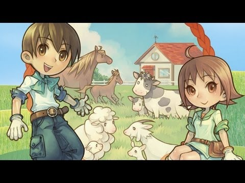 CGR Undertow - HARVEST MOON: TREE OF TRANQUILITY review for Nintendo Wii