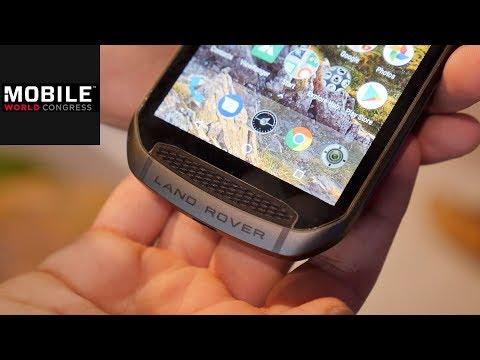 Land Rover Smartphone im Praxis-Test | Handy für den  ...