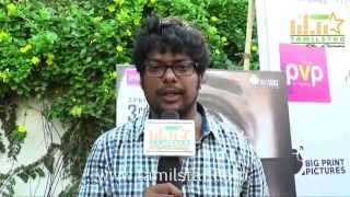 Sri Saravanan at Grahanam Movie Launch