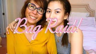 Bag Raid by Alex Gonzaga