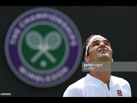 Roger Federer reacts to shock Wimbledon exit