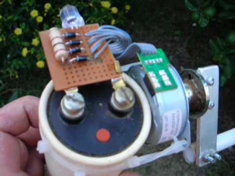 Linterna a manija con LED2