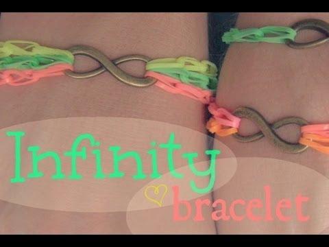 DIY: Infinity Bracelet