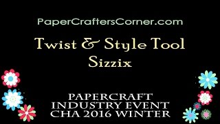 Papercrafting Product Shares - We're sharing the latest & greatest papercrafting products, and industry folks demoing them, all for YOU! It's again time for ...