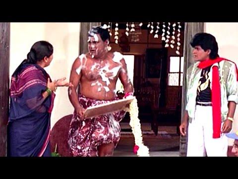 Subhalagnam Full Movie    Part 03/12    Jagapati Babu, Aamani, Roja