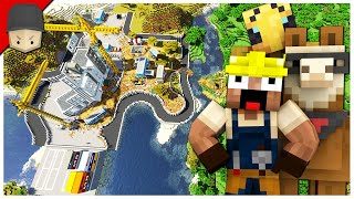 Hermitcraft 7 | Ep.16: BUSY BEE & STARTING THE PORT!