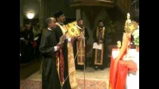 Orthodox Concelebration In Zurich, 2009 - Evangelium (Ethiopian Orthodox)