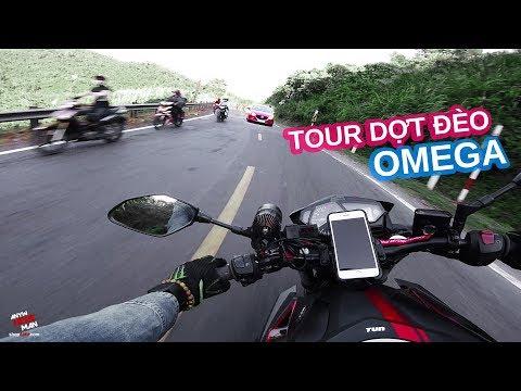 Tour dợt đèo Omega và Tà Nung ngày Tết | Anywhere Man - Thời lượng: 14 phút.