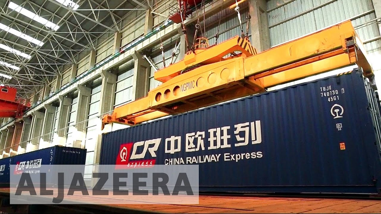 China seeks to revive 'Silk Road' project