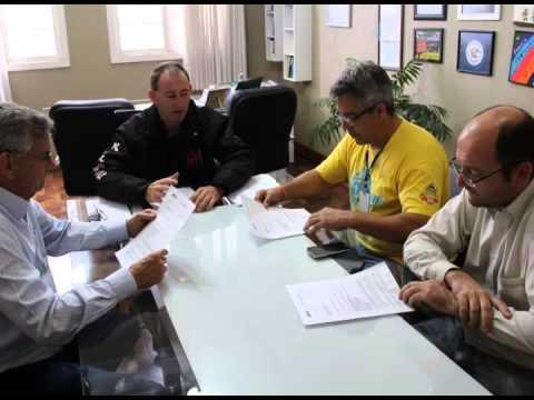 Vídeo Prefeito em exercício de Estrela anuncia destino de recursos federais