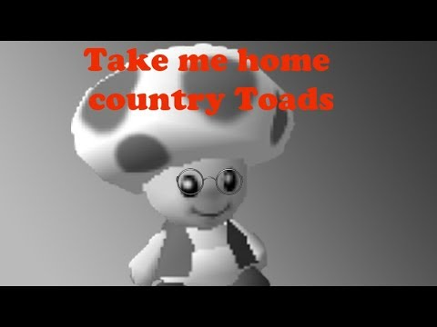 Take Me Home Country Toads