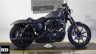 10. Hot News  !!! 2018 Harley Davidson Iron 883 Review  spec & price