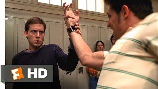 Spider-Man Movie (2002) - Peter vs. Flash Scene (1/10)   Movieclips