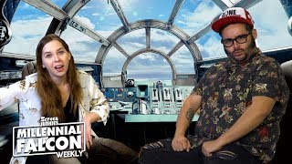 Star Wars: The Last Jedi! WILD UNNECESSARY SPECULATION! - Millennial Falcon (with Steve Zaragoza) by Screen Junkies