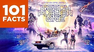 Video 101 Facts About Ready Player One MP3, 3GP, MP4, WEBM, AVI, FLV Juli 2018