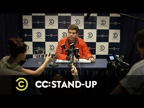 Steve Rannazzisi - Press Conference