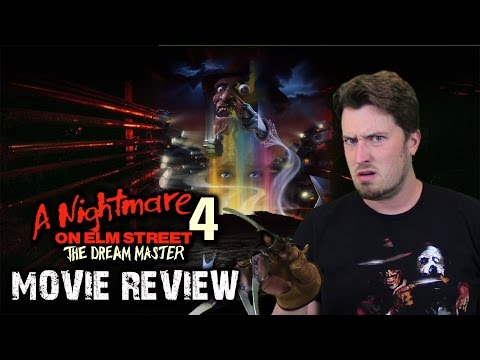 A Nightmare on Elm Street 4: The Dream Master - Movie Review