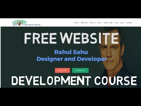 How To Make Websites Using Zerif Lite WordPress Theme Tutorial 2018