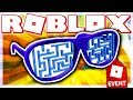 HOW TO GET THE MAZE GLASSES!! (ROBLOX LABYRINTH EVENT - Maze Runner!)