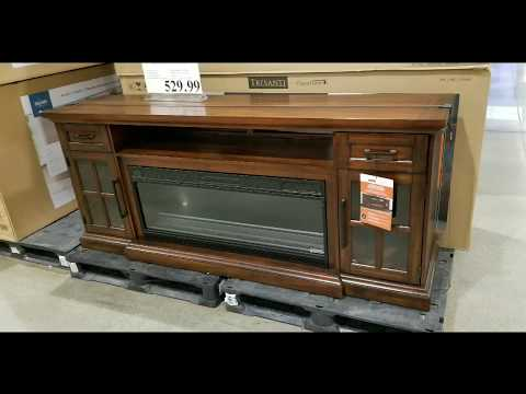 Costco Tresanti 78 Fireplace Infrared Tv Console 529